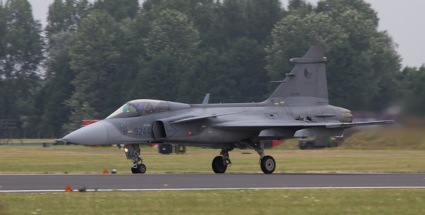 Saab JAS-39 Gripen (Czech Republic Air Force)