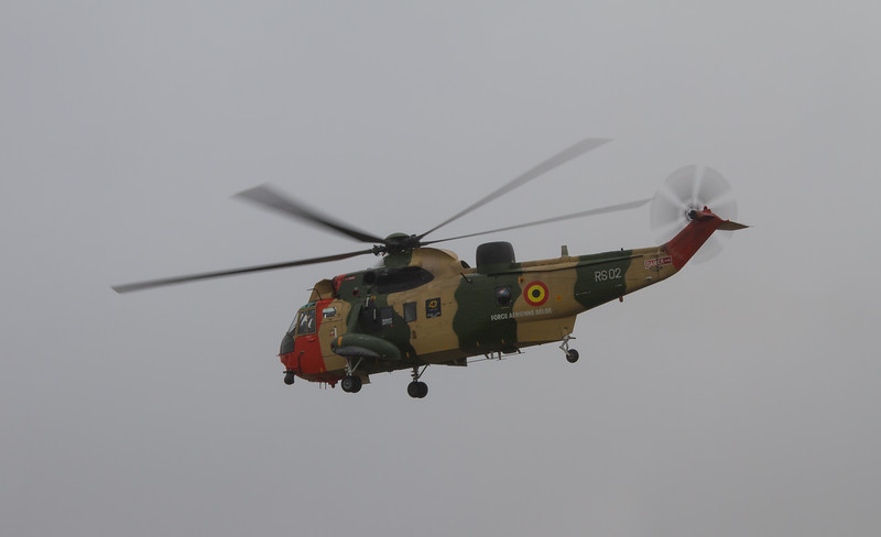 Westland Sea King Mk48 (Belgian Air Component)