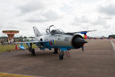 Mikoyan-Gurevich MiG-21 LanceR C