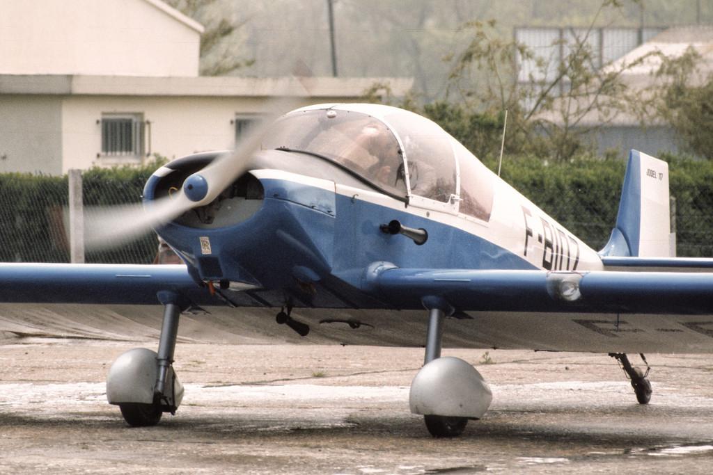 Jodel D117. 1978.
