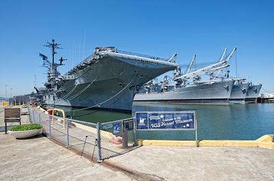 2009 - USS Hornet Museum