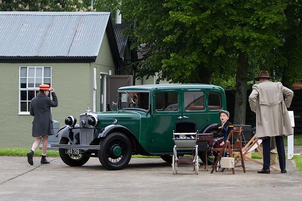1933 Morris Ten Saloon