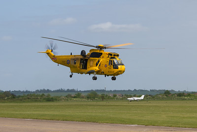 Westland Sea King HAR3  (Royal Air Force)