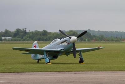 """1944 - Yakovlev Yak-3M """"White 100"""""""