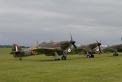 1942 - Hawker Hurricane XII