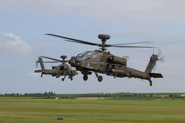 AgustaWestland AH-64D Apache Longbow (Army Air Corps)