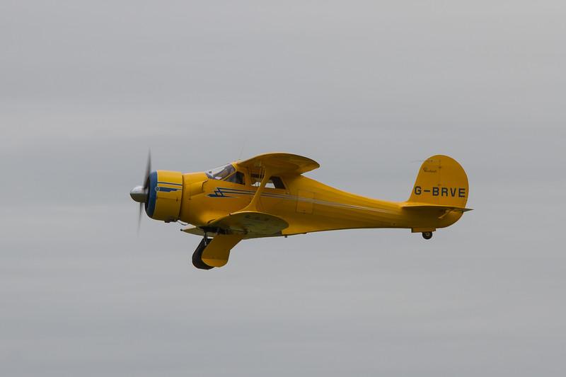 1945 - Beech D17S Staggerwing