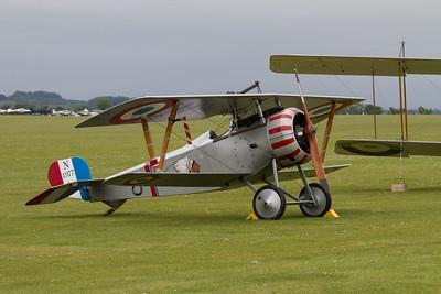 1981 - Nieuport 17 Scout Replica
