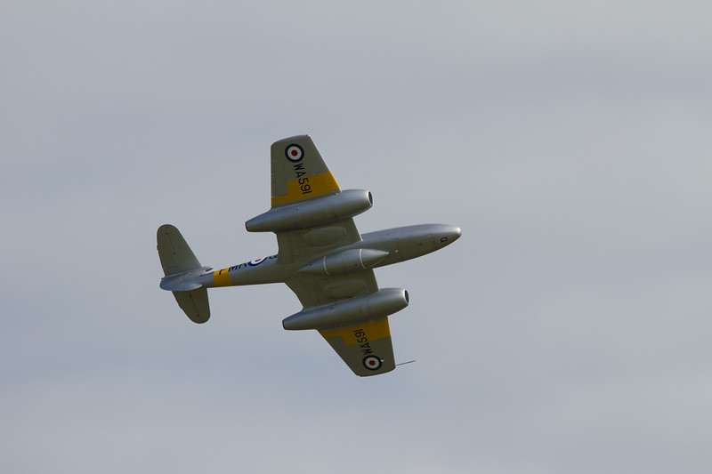 Gloster Meteor T7