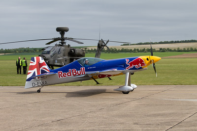 XtremeAir XA41 - Red Bull Matadors