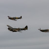 1934 - Bristol Blenheim Mk.I and Two Supermarine Spitfire
