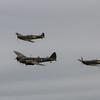1934 - Bristol Blenheim Mk.I and Two Supermarine Spitfire