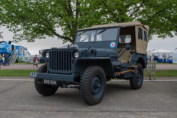 1943 Ford  Jeep 'RAF'