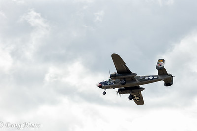 B25J Mitchell Bomber