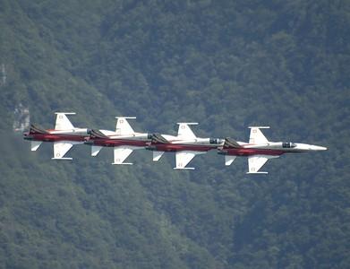 Patrouille Suisse - 15.07.2005
