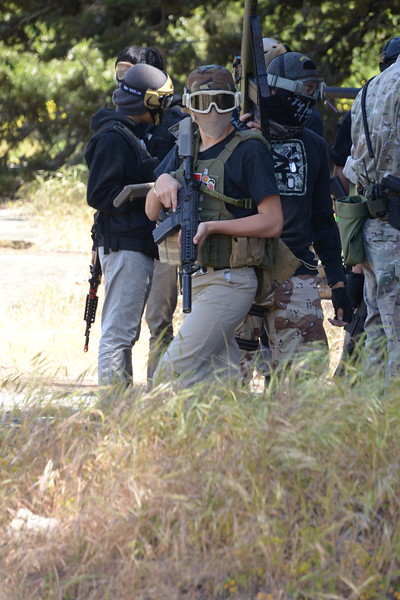 Fort Ord-OP Warning Order, Youth League 14+