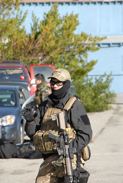Fort Ord Airsoft Op: Black Thorne 12/13/08