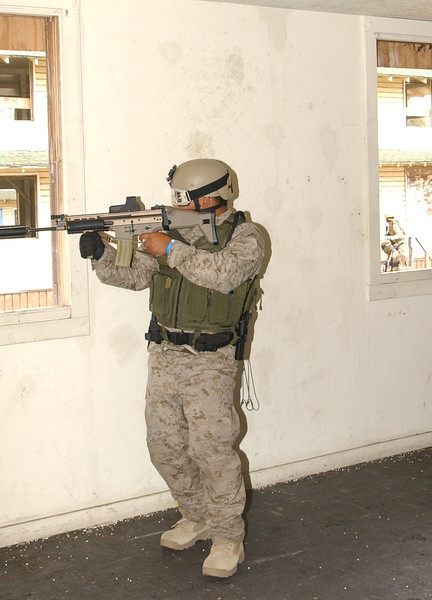 Fort Ord Airsoft Op: Trapper Keeper08-16-08