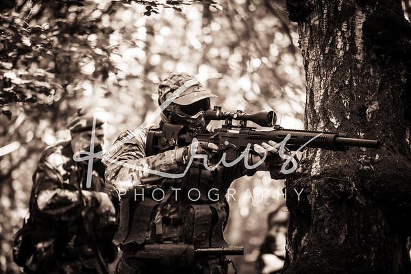 Worthing Airsoft Skirmish - 02/09/18