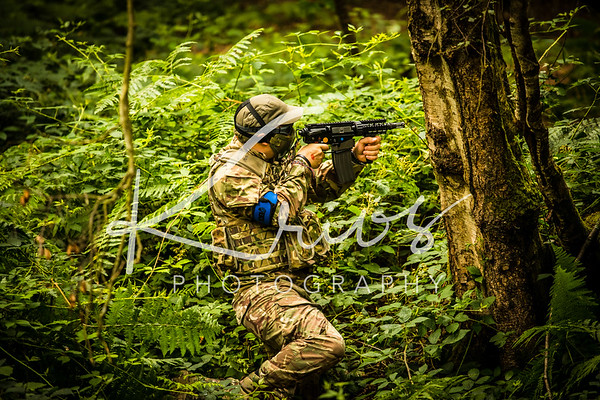 Krios - Worthing Airsoft Skirmish - 04/08/2019