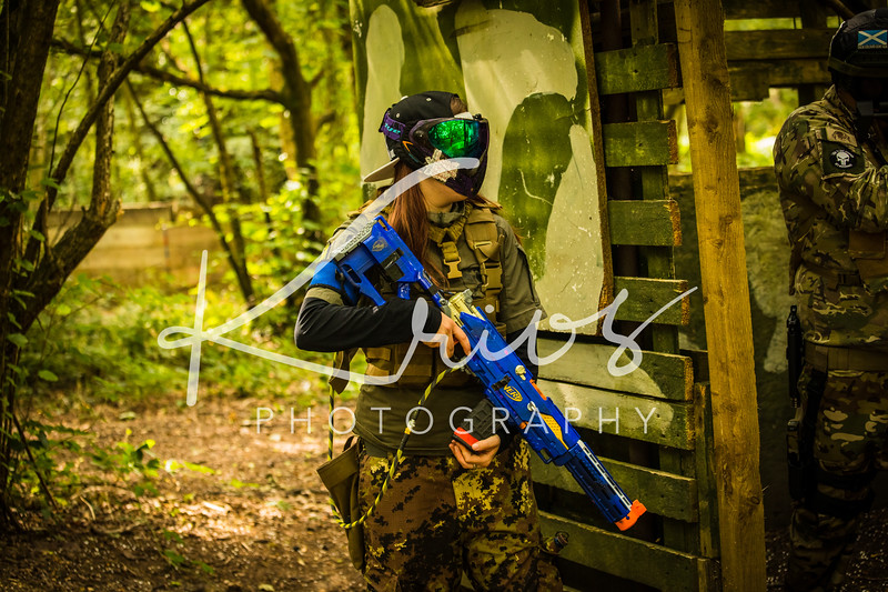 Krios - Worthing Airsoft Skirmish - 04/08/2019