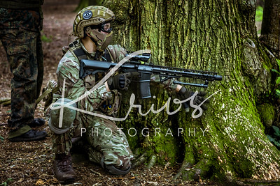 Worthing Airsoft Skirmish - 10/06/18
