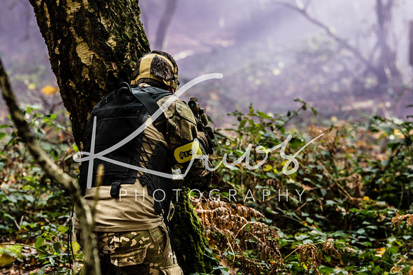 Worthing Airsoft Skirmish - 12/11/17