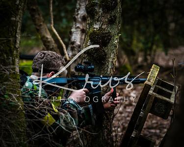 Worthing Airsoft Skirmish - 15/04/2018