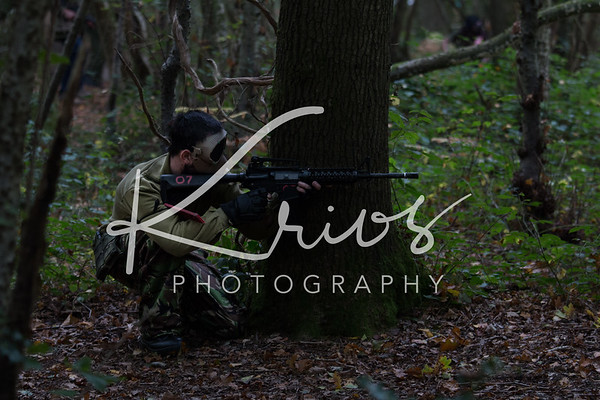 Worthing Airsoft Skirmish - 15/10/17