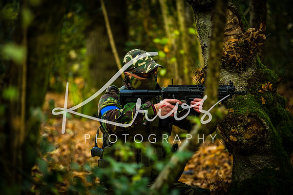 Worthing Airsoft Skirmish - 28/10/18