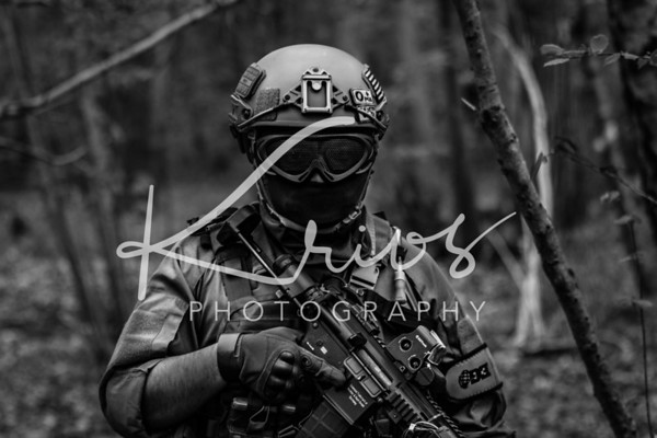 Worthing Airsoft Skirmish 29/04/18
