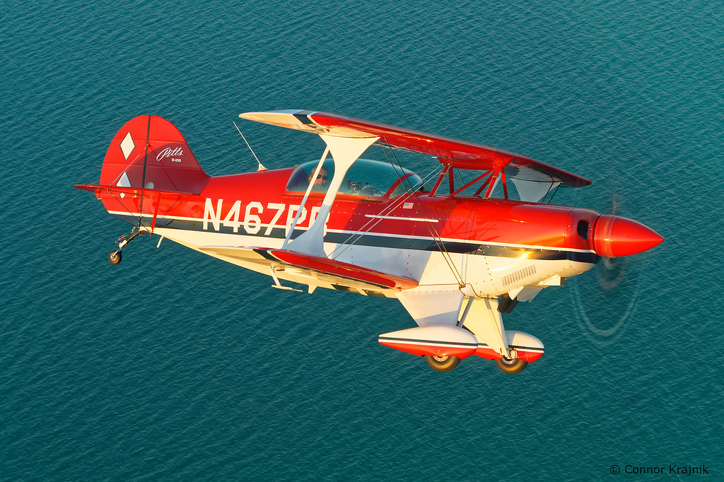 Pitts S-2B N467PB