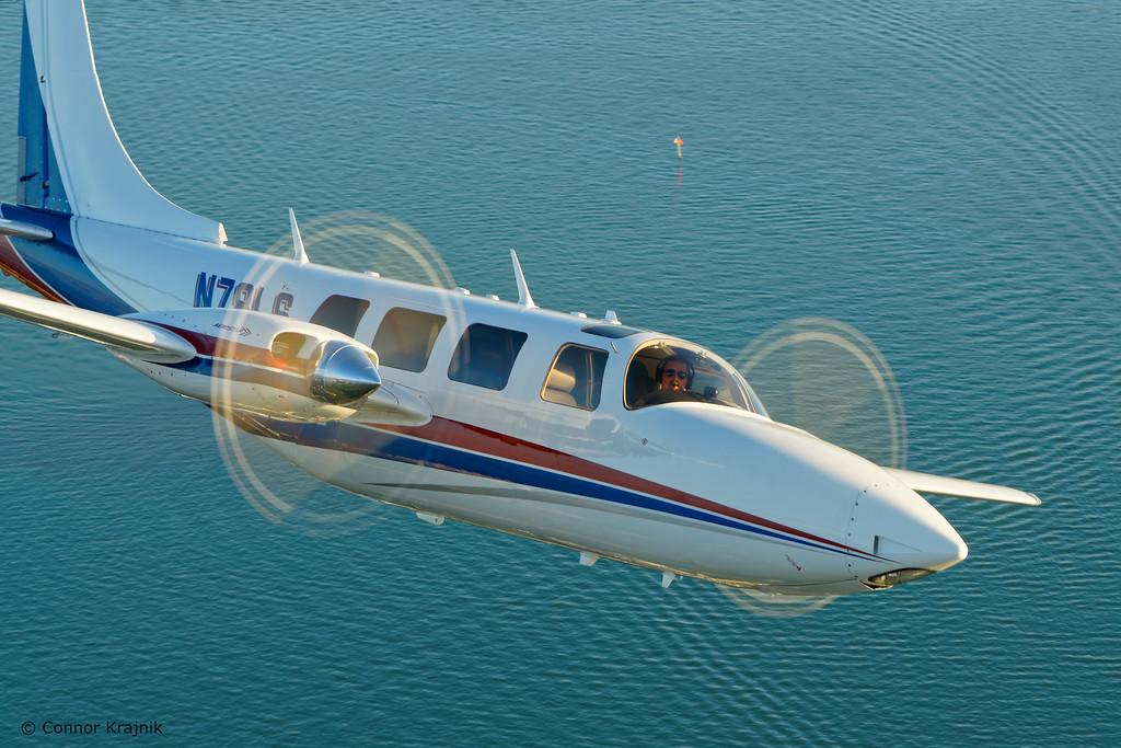 Piper Aerostar N78LS