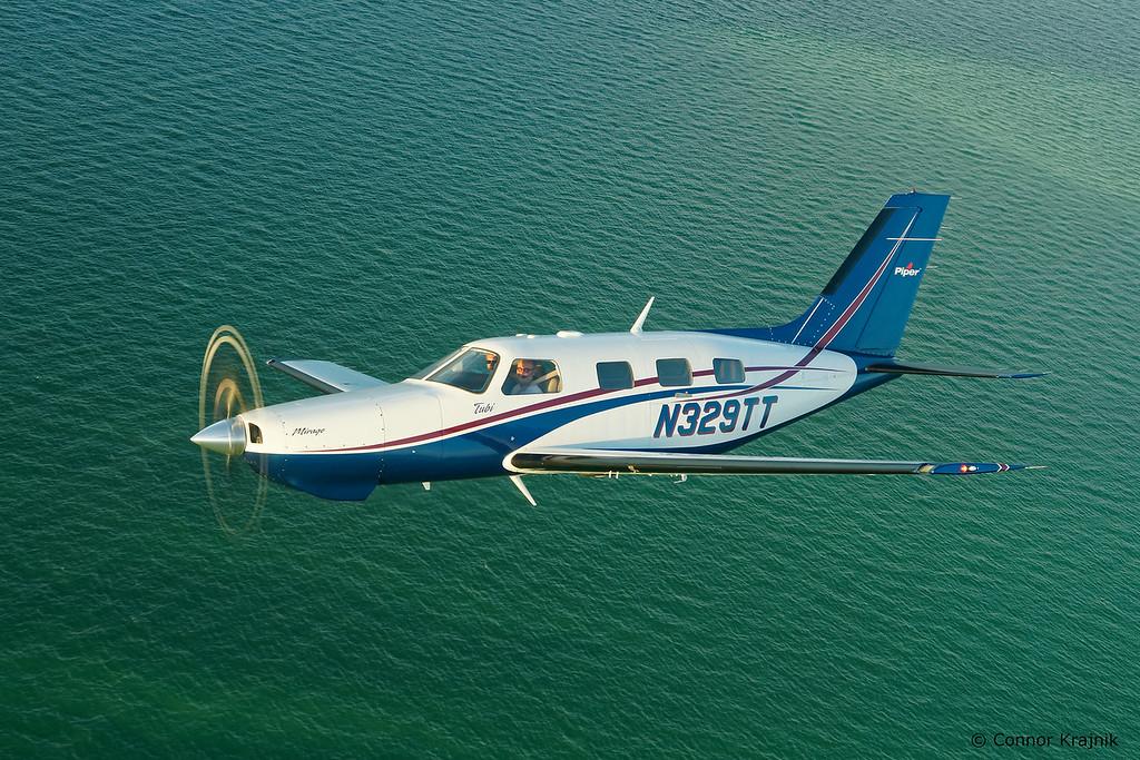 Piper Mirage N329TT