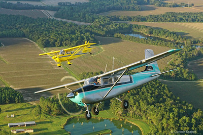 Cessna 182, Super Decathlon formation