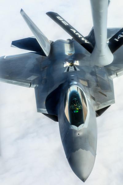 F-22 Raptor - USAF