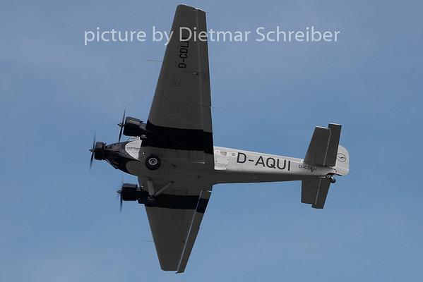 2008-09-18 D-CDLH (D-AQUI) Junkers Ju52 Lufthansa