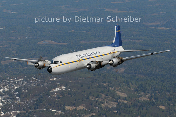 2013-05-31 N747CE DC6 Everts Air