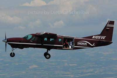 2013-07-13 N105VE Cessna 208 Caravan