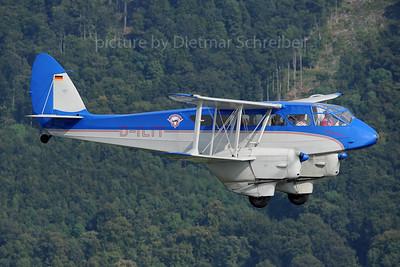 203-09-07 D-ILIT DH89 Dragon Rapide