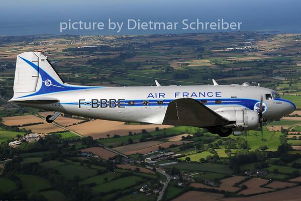 2014-06-05 F-AZTE Douglas DC3 Air France