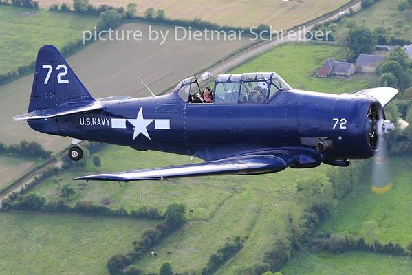 2014-06-06 G-TEXN T6 Texan