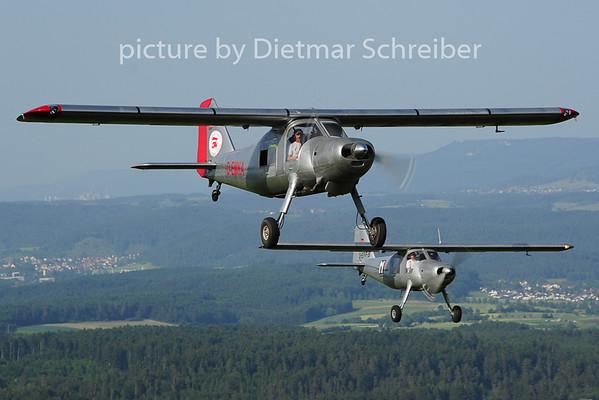 2014-06-08 D-EFFB / D-EMKA Dornier 27