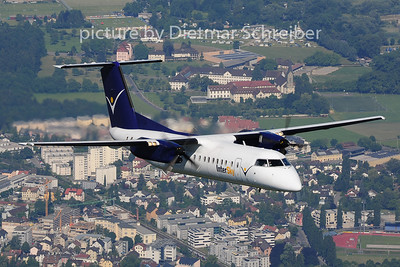 2014-06-22 OE-LIA Dash8-300 Intersky