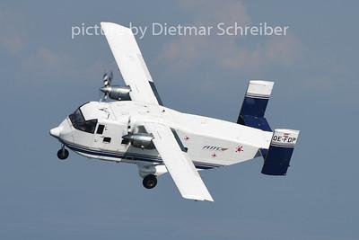 2014-08-08 OE-FDP Shorts SC7 Skyvan Pink Aviation