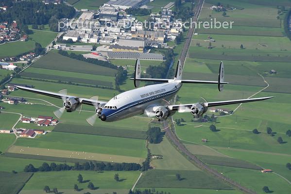 2014-08-17 HB-RSC Constellation Super Constellation Flyers