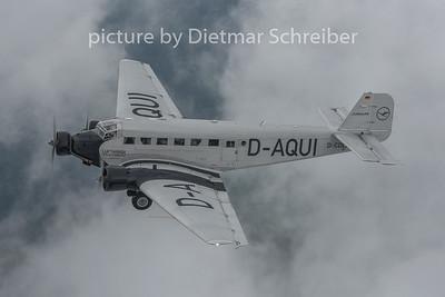 2014-08-19 D-CDLH (D-AQUI) Junkers Ju52 Lufthansa