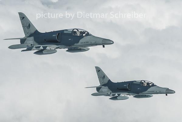 2014-08-27 6066 / 6050 Aero L159 Alca Czech Air Force