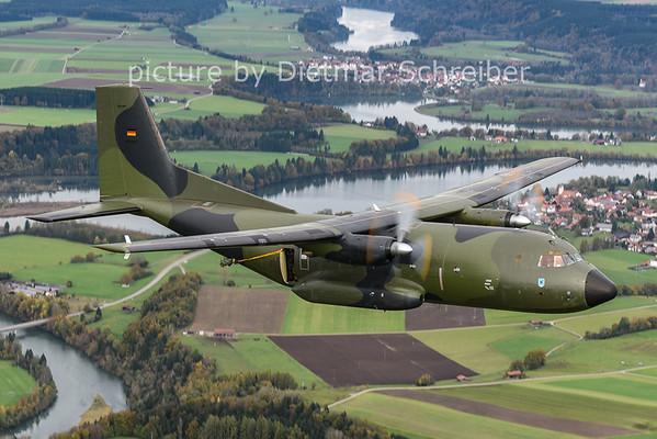 2014-10-31 50+93 C160 Transall German Air Force