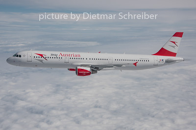 2015-03-26 OE-LBC Airbus A321 Austrian Airlines